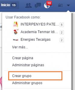 guia-crear -pagina-facebook-menu
