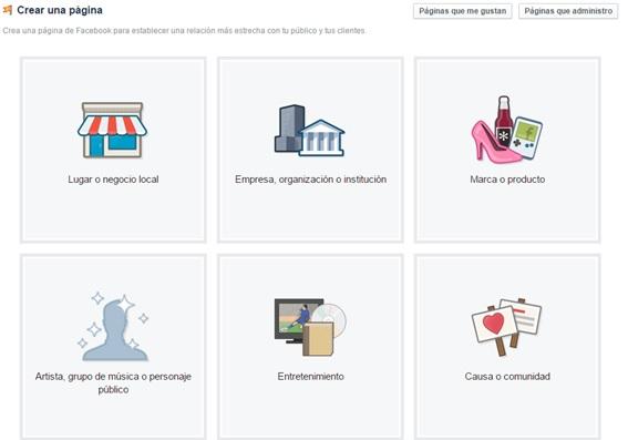 guia-pagina-facebook-seleccion-tipo