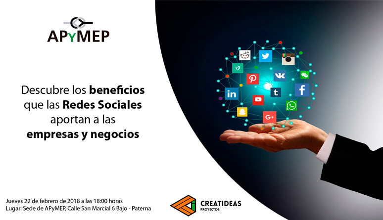 Beneficios que las Redes Sociales