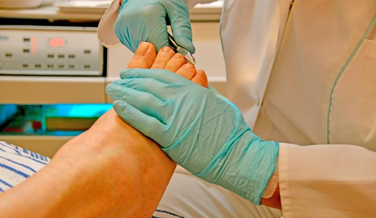 prepara tu clinica podológica