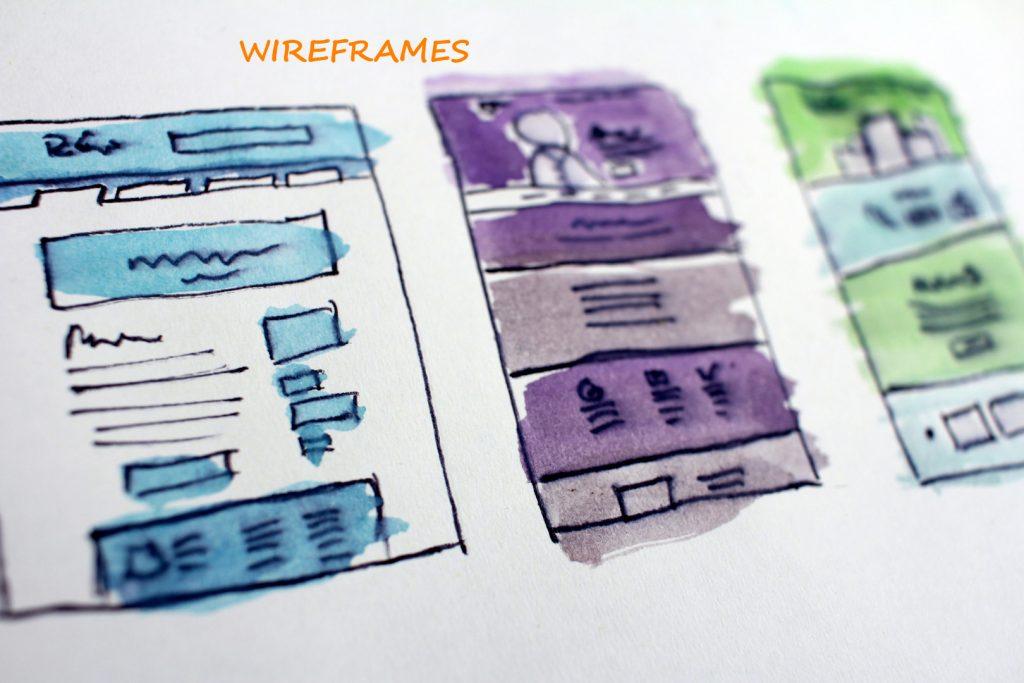 Wareframe para hacer paginas web